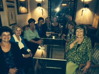 2014 Literary Tour with Rainy Day Books – After a West End Show