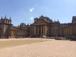 2014 Literary Tour with Rainy Day Books – Blenheim Palace
