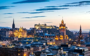 Edinburgh Skyline-1