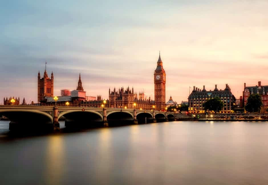 Big Ben ~ London, England