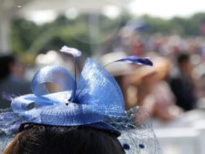 British Fascinator Hat