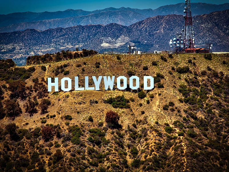 Hollywood Hills & Sign