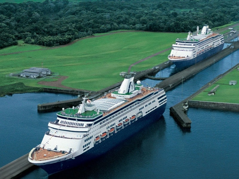 Panama Canal Cruise & Six Country Tour 2019